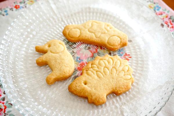 可愛いクッキーの型